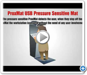 ProxMat - Pressure Sensitive USB connected Mat